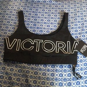 Victoria's Secret Sport Top - Size Medium.